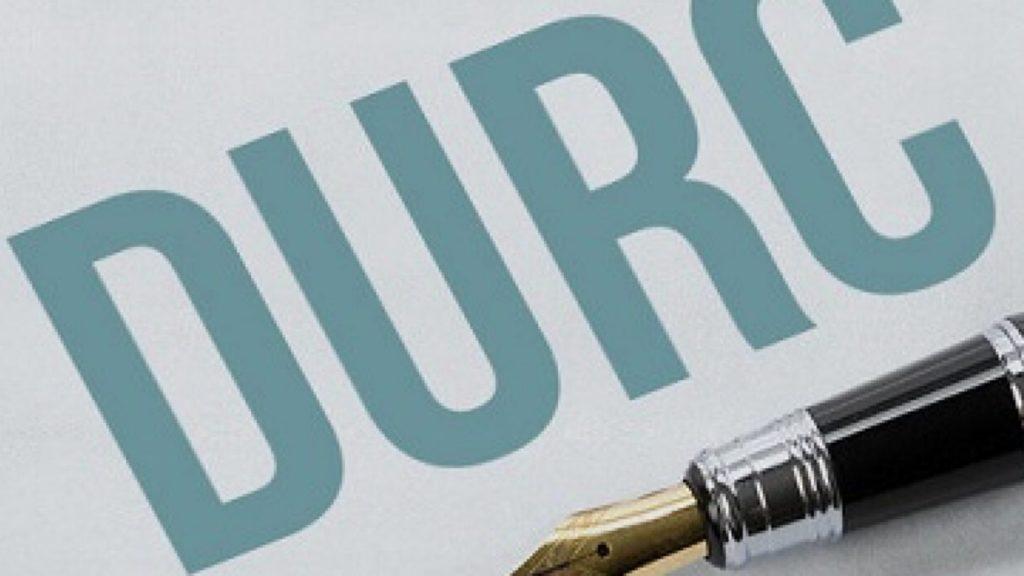 Certificato Durc INPS