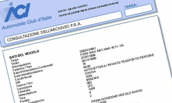 Certificati e Visure PRA