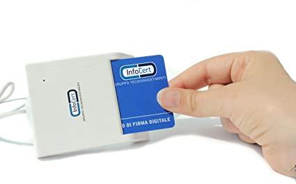 Lettore per Firma Digitale Smart Card