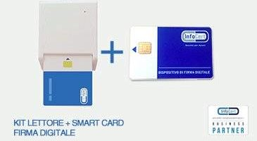 Firma digitale CNS con Lettore Smart Card