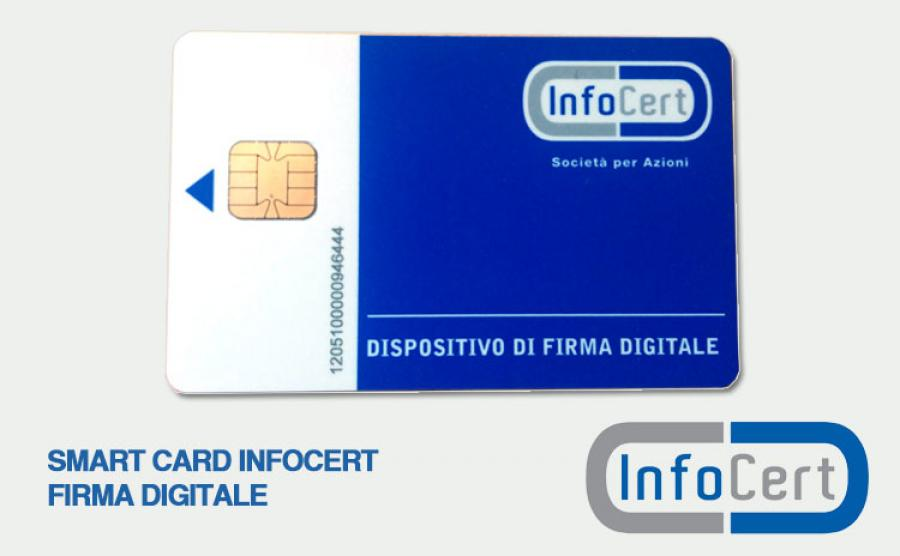 Firma Digitale Smart Card
